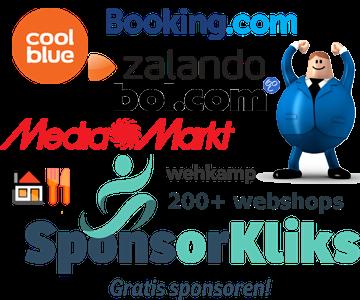 Afbeeldingsresultaat voor sponsorkliks logo
